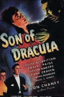 Drákulův syn  - Son of Dracula