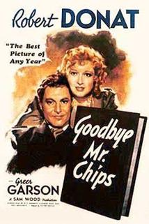Sbohem, pane Chips  - Goodbye, Mr. Chips