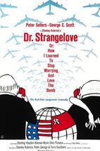 Plakát k filmu: Dr. Strangelove or: How I Learned to Stop Worrying and Love the Bomb