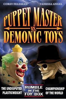 Puppet Master vs Demonic Toys  - Puppet Master vs Demonic Toys