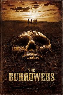 The Burrowers  - The Burrowers