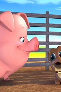 Puppy Dog Pals - Pigs and Pugs/Bob Loves Mona  - Pigs and Pugs/Bob Loves Mona