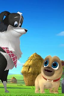 Puppy Dog Pals - Leave It to Beavers/Counting Sheep  - Leave It to Beavers/Counting Sheep