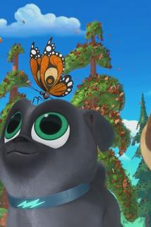 Puppy Dog Pals - A Seat at the Theatre/Bye Bye, Butterfly  - A Seat at the Theatre/Bye Bye, Butterfly