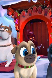 Puppy Dog Pals - A Very Pug Christmas/The Latke Kerfuffle  - A Very Pug Christmas/The Latke Kerfuffle