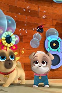Puppy Dog Pals - Keia's New Doghouse/The Fang Fairy  - Keia's New Doghouse/The Fang Fairy