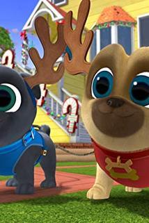Puppy Dog Pals - A Santa for Bob/Snowman Secret Service  - A Santa for Bob/Snowman Secret Service