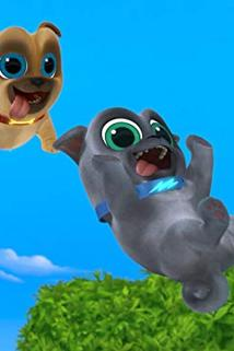 Puppy Dog Pals - Cousin Cody/Hissy's lost toy  - Cousin Cody/Hissy's lost toy
