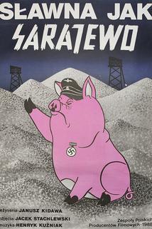 Slawna jak Sarajewo