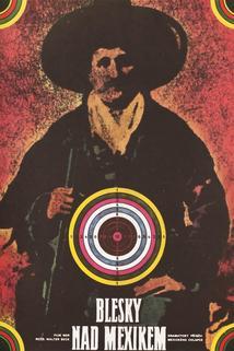 Blesky nad Mexikem