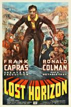 Plakát k filmu: Ztracený obzor