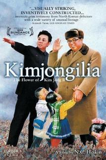 Kimčongílie
