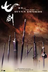 Plakát k filmu: Sedm mečů