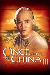 Plakát k filmu: Tenkrát v Číně 3