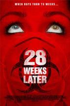 Plakát k filmu: 28 týdnů poté