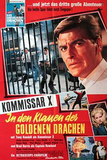 Kommissar X - In den Klauen des goldenen Drachen