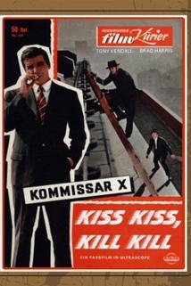 Kommissar X - Jagd auf Unbekannt