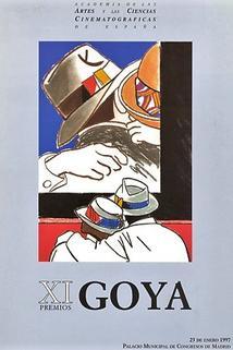 XI premios Goya