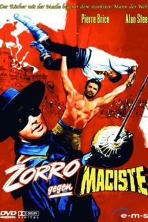 Zorro contro Maciste