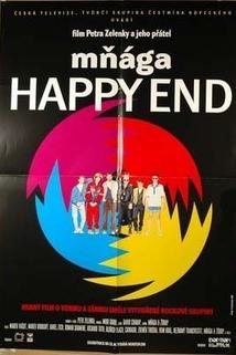 Mňága - Happy End  - Mňága - Happy End