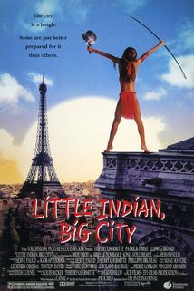 Malý indián ve městě