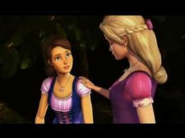 Barbie a Diamantový Zámek