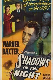 Shadows in the Night  - Shadows in the Night