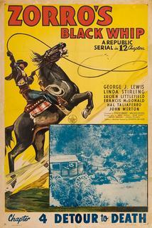 Zorro's Black Whip  - Zorro's Black Whip