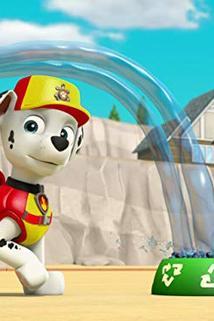 Tlapková patrola - Pups Save a Soggy Farm/Pups Save a Flying Diving Bell  - Pups Save a Soggy Farm/Pups Save a Flying Diving Bell