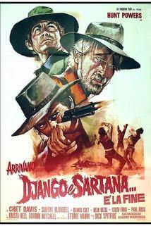 Arrivano Django e Sartana... è la fine  - Arrivano Django e Sartana... è la fine