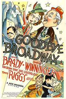 Goodbye Broadway  - Goodbye Broadway