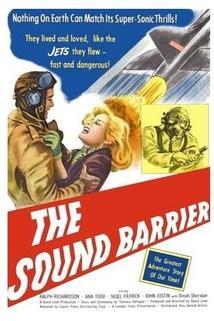 Zvuková bariéra