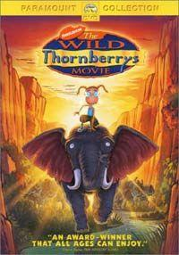 Thornberryovi na cestách  - Wild Thornberrys Movie, The