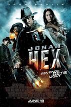 Plakát k filmu: Jonah Hex