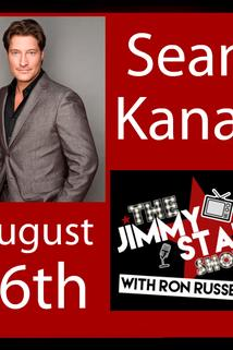 The Jimmy Star Show with Ron Russell - Sean Kanan  - Sean Kanan