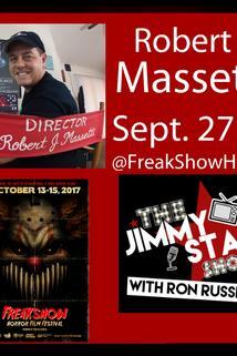 The Jimmy Star Show with Ron Russell - Robert J. Massetti  - Robert J. Massetti