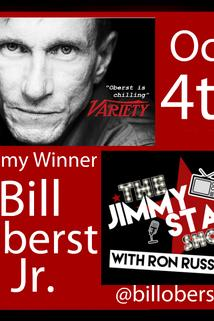 The Jimmy Star Show with Ron Russell - Bill Oberst Jr.