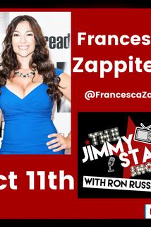 The Jimmy Star Show with Ron Russell - Francesca Zappitelli  - Francesca Zappitelli