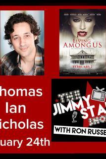 The Jimmy Star Show with Ron Russell - Thomas Ian Nicholas  - Thomas Ian Nicholas