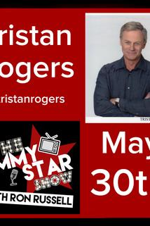 The Jimmy Star Show with Ron Russell - Tristan Rogers/Diane Franklin  - Tristan Rogers/Diane Franklin
