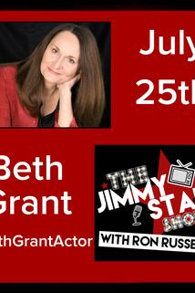 The Jimmy Star Show with Ron Russell - Beth Grant/Cast of Mr. Kiss  - Beth Grant/Cast of Mr. Kiss