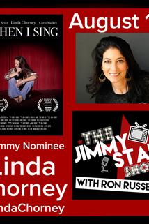 The Jimmy Star Show with Ron Russell - Linda Chorney  - Linda Chorney