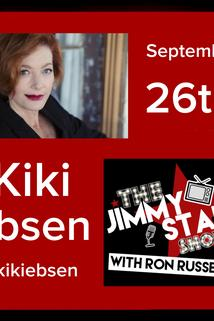 The Jimmy Star Show with Ron Russell - KiKi Ebsen