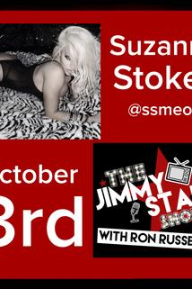 The Jimmy Star Show with Ron Russell - Suzanne Stokes  - Suzanne Stokes