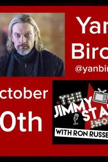 The Jimmy Star Show with Ron Russell - Yan Birch  - Yan Birch