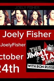 The Jimmy Star Show with Ron Russell - Joely Fisher  - Joely Fisher