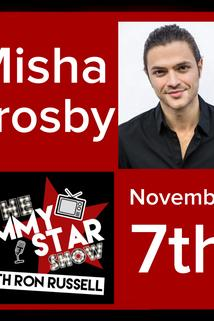 The Jimmy Star Show with Ron Russell - Misha Crosby/Laurene Landon  - Misha Crosby/Laurene Landon