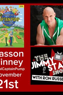 The Jimmy Star Show with Ron Russell - Jasson Finney  - Jasson Finney