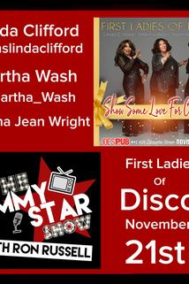 The Jimmy Star Show with Ron Russell - The Divas of Disco  - The Divas of Disco