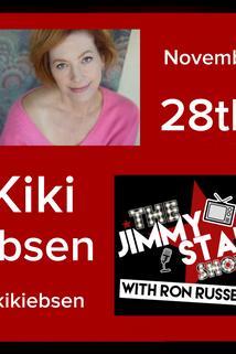 The Jimmy Star Show with Ron Russell - KiKi Ebsen  - KiKi Ebsen